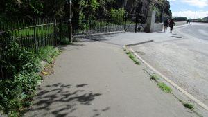 Existing-Path-Bottom